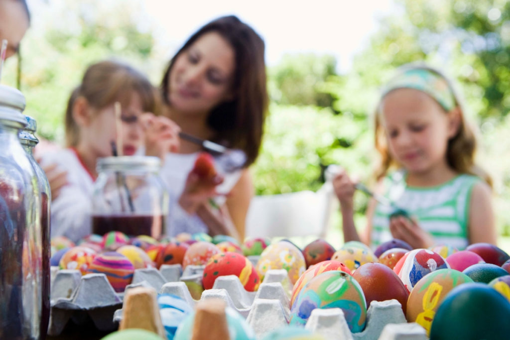 Easter 2019 - Limak Hotels - Egg Painting