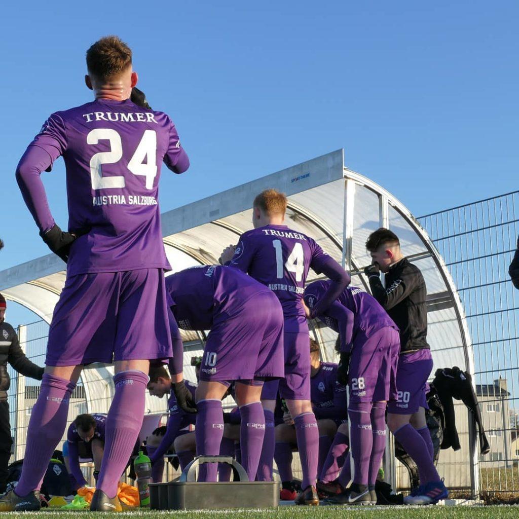 Limak Arcadia Football Team Austria Salzburg