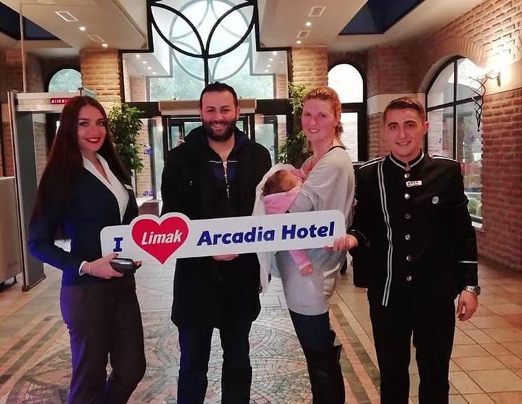 Limak Arcadia Guests