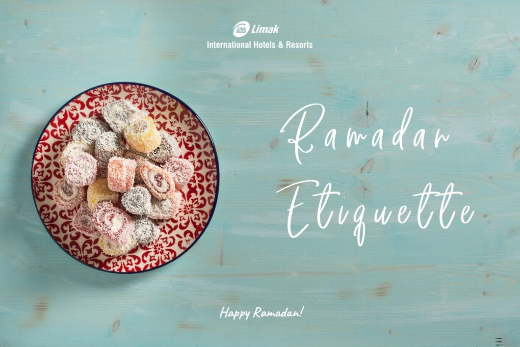 Ramadan Etiquette