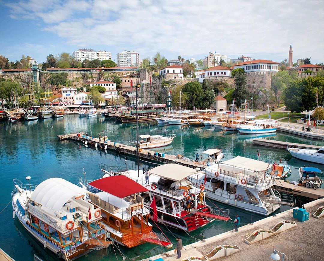 Antalya Old Town - Harbour