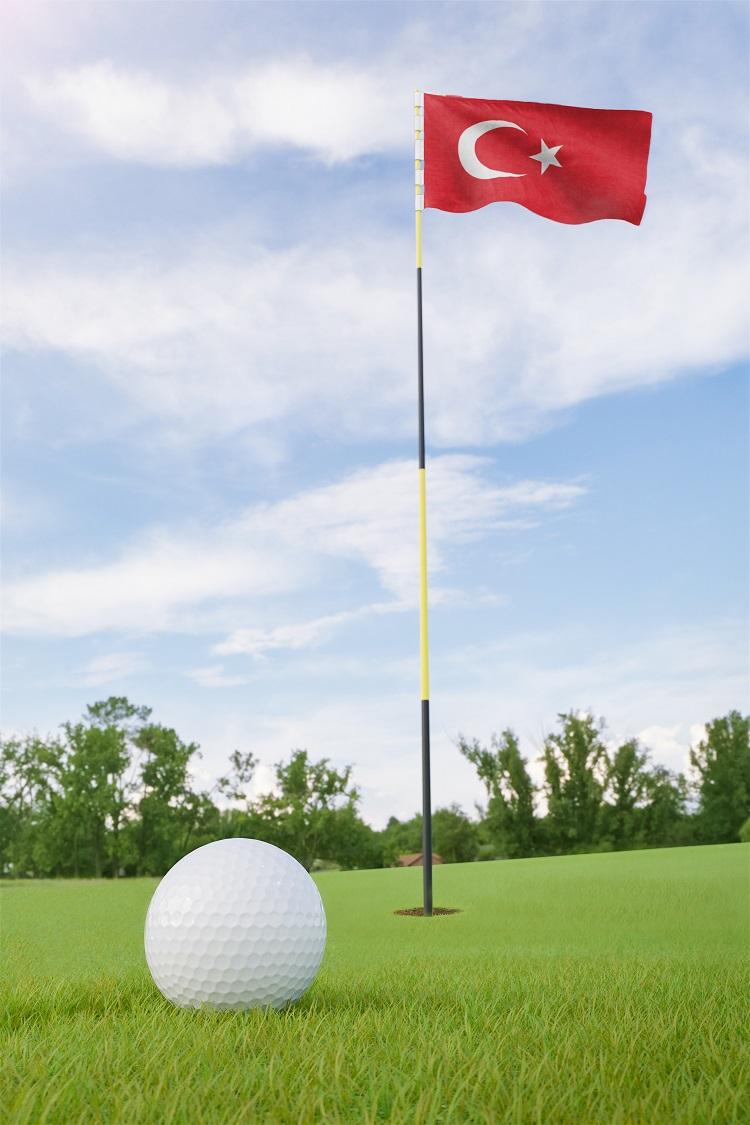 Derfor hitter golfrejser til Tyrkiet