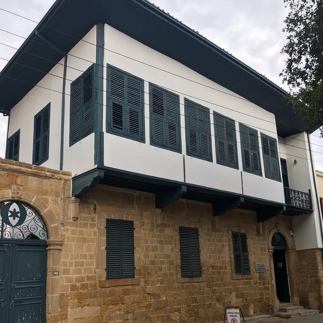 Kıbrıs Özel Etnografya Müzesi - Lefkoşa'da Gezilecek Yerler