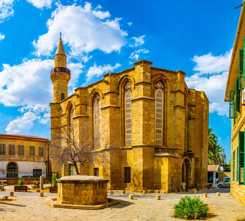 Haydarpaşa Camii - Lefkoşa'da Gezilecek Yerler