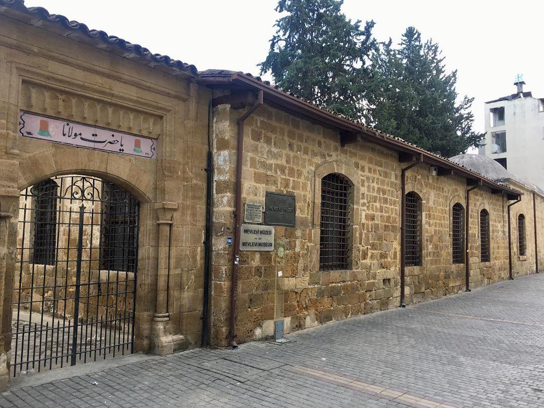 Mevlevi Tekkesi Müzesi - Lefkoşa'da Gezilecek Yerler
