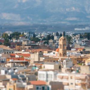 Başkent Lefkoşa (Nicosia) Tam Anlamıyla İki Yarının (Yarımın) Hikayesi