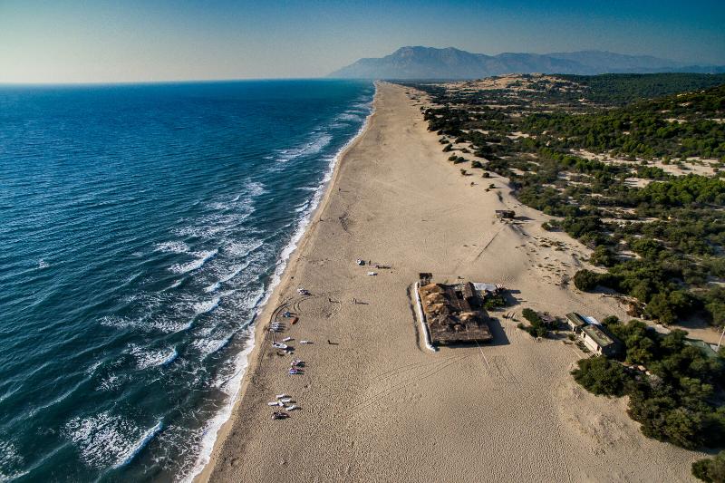 Patara Plajı Antalyanın en iyi plajları