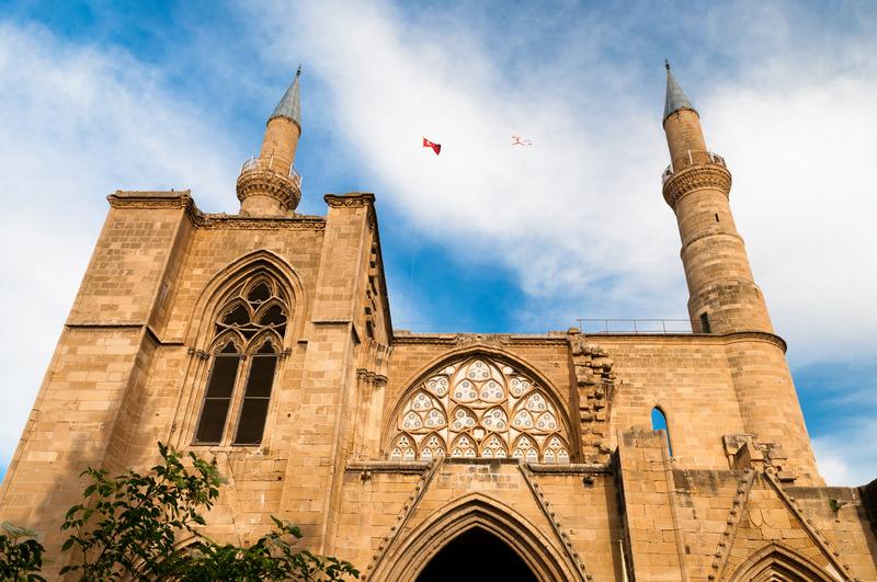 Selimiye Camii - Lefkoşa'da Gezilecek Yerler