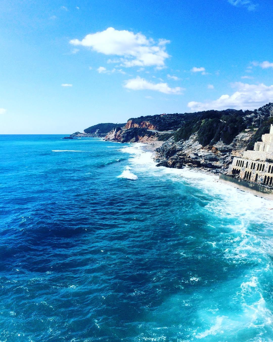Antalyanın en iyi plajları ulaş plajı