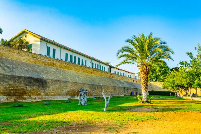 Fortification of Nicosia, Cyprus