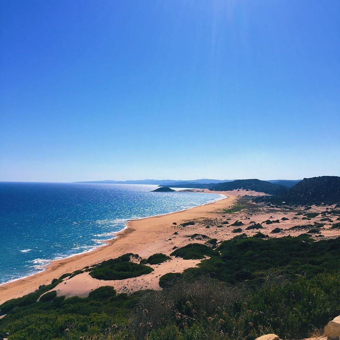 Kıbrısın en iyi plajları - Altınkum Plajı