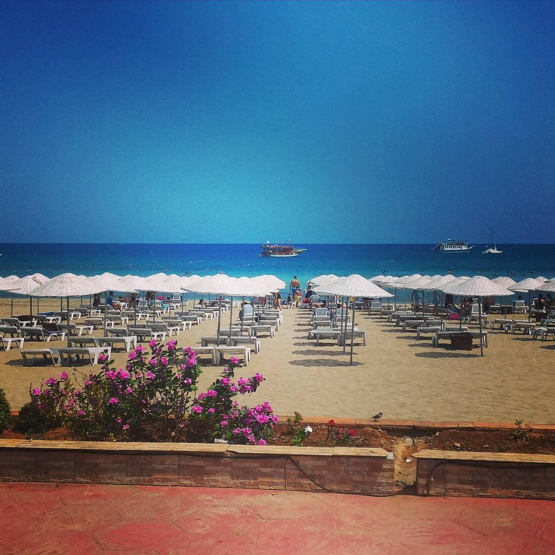 Kıbrısın en iyi plajları - Glapsides Plajı