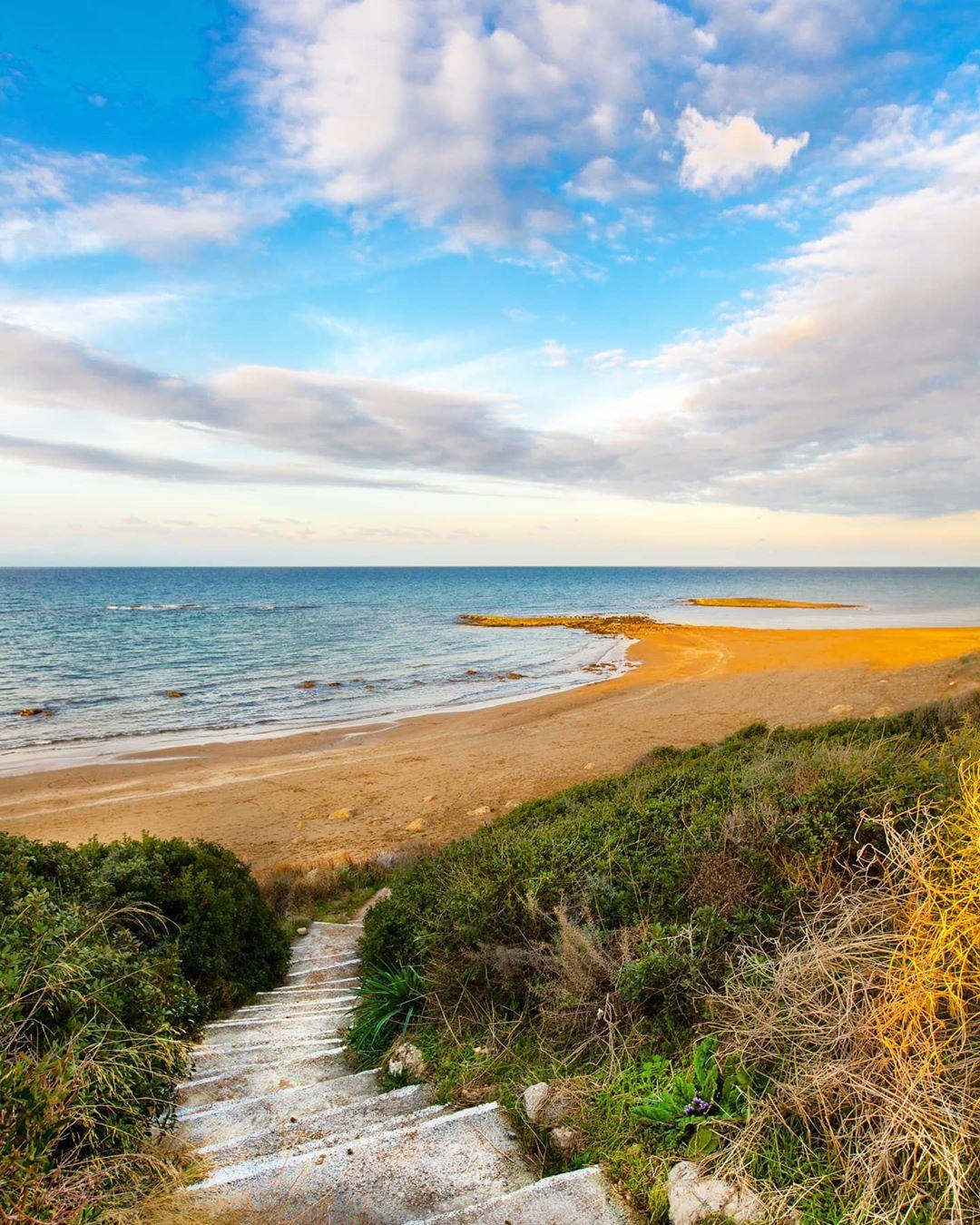 Kıbrısın en iyi plajları - alagadi plajları