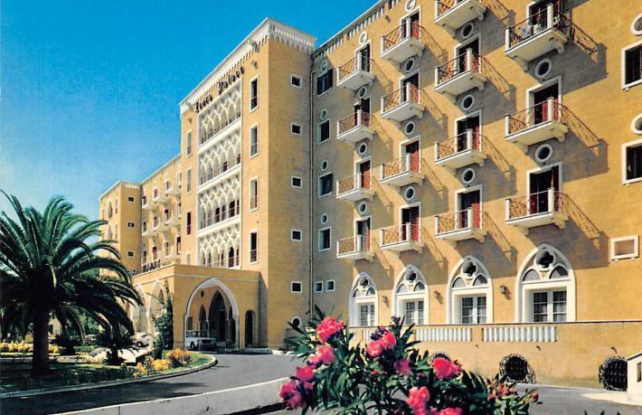Ledra Palace Hotel Nicosia, Cyprus