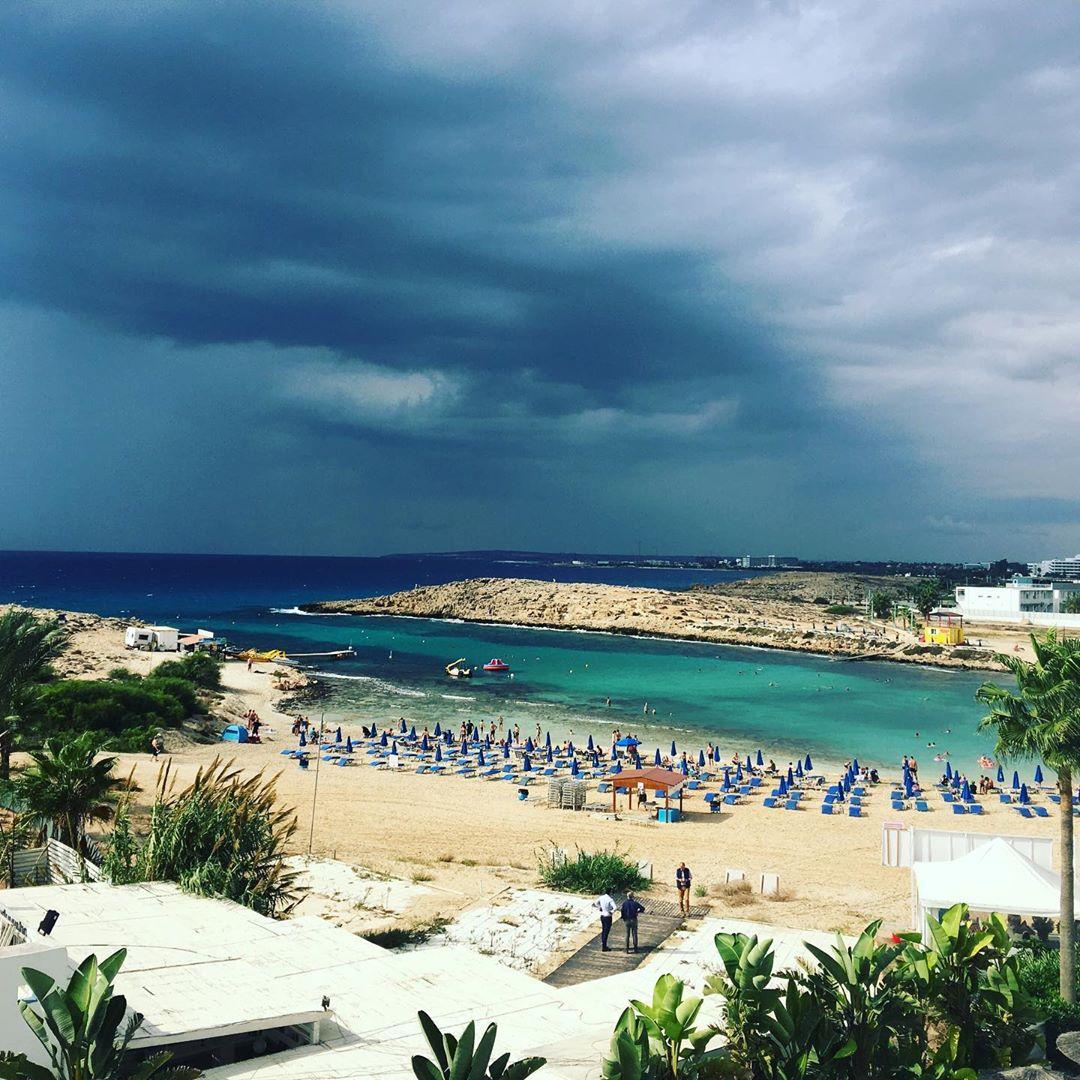 kıbrısın en iyi plajları - nissi beach