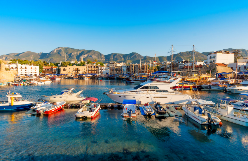 North Cyprus Holidays - Kyrenia Harbour