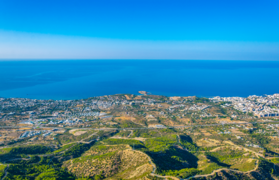 North Cyprus Holidays - Kyrenia Mountains