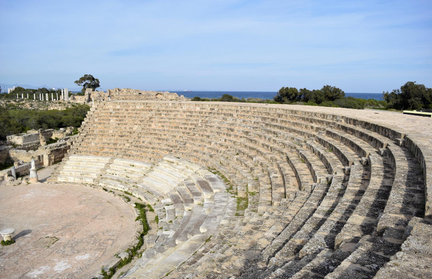 North Cyprus Holidays - Salamis Amphi