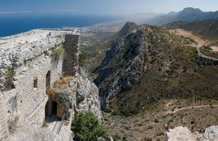 St. Hilarion Castle North Cyprus
