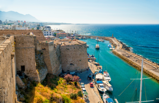 Kyrenia Cyprus City Guide Harbour