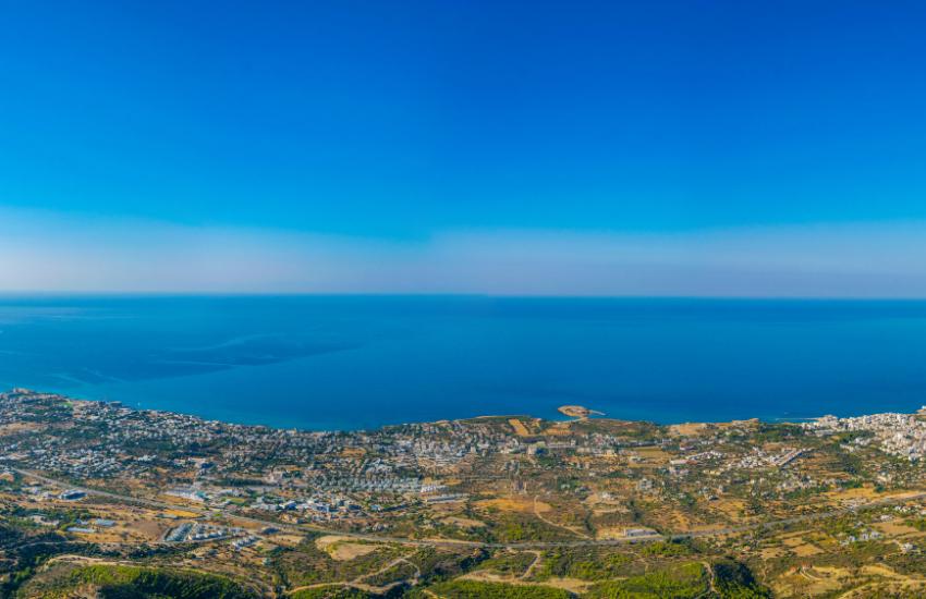 Kyrenia Cyprus City Guide Panaromic