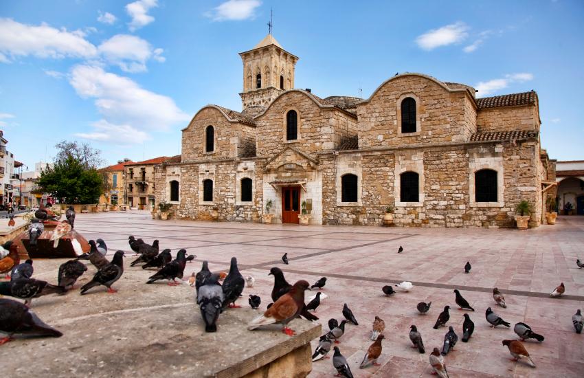 Larnaca, Cyprus Saint Lazarus Church