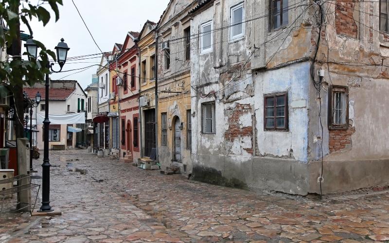 Old Bazaar Skopje 2