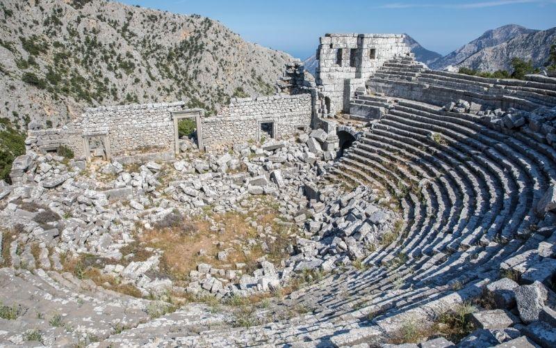 Things to do in Antalya - Termessos