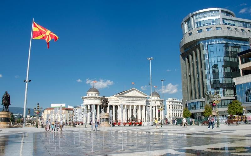 Skopje Town Hall