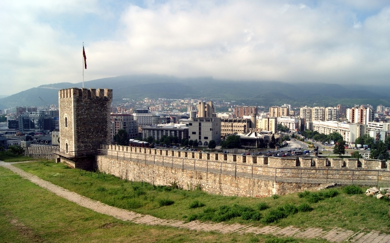 Skopje Fortres