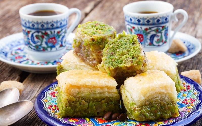 Traditional Turkish Food – Baklava