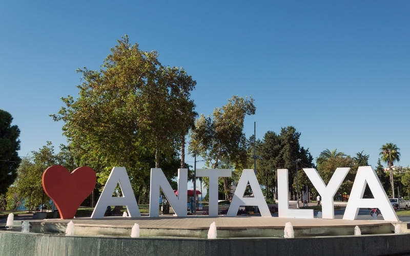 Antalya - A Turkish City Full of History and Culture Featured Image