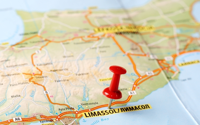 How to get to Limassol