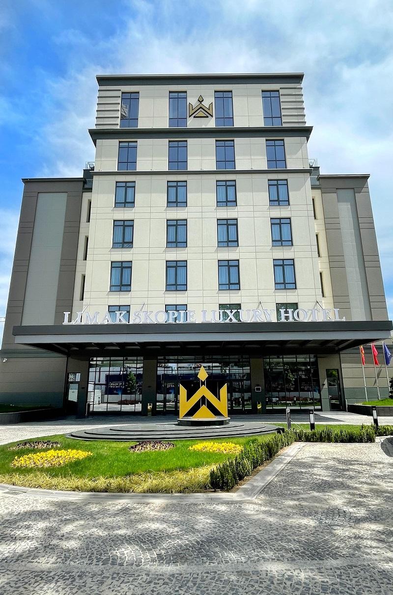 Limak Skopje Luxury Hotel - Macedonia