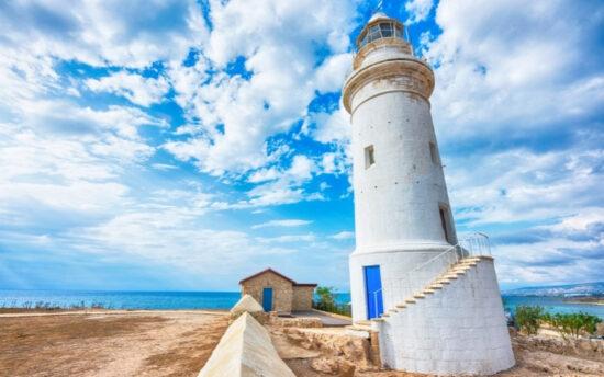 Paphos Cyprus Lighthouse